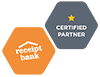 Receipt Bank Certification Badge