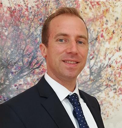 Craig Coda, Client Manager