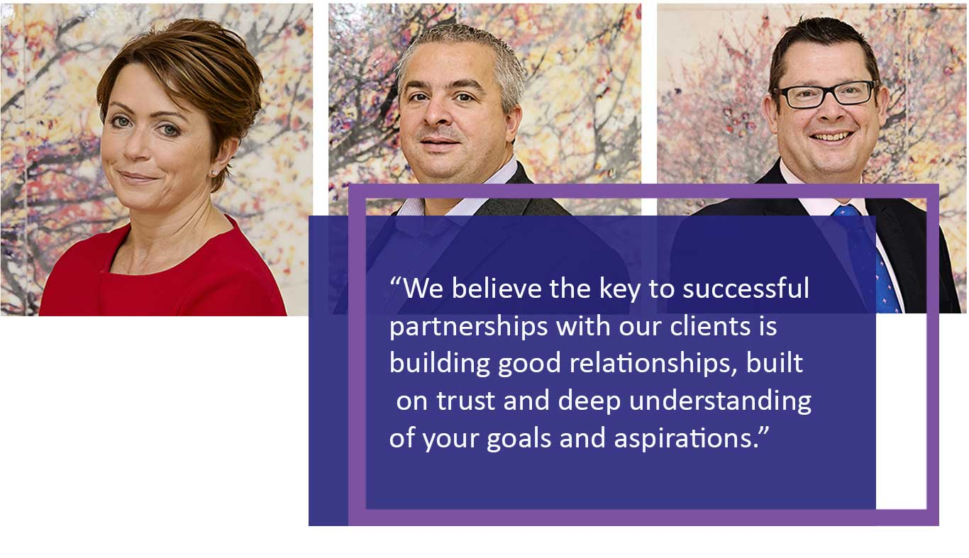 England and Company Directors- We build lasting client relationships built on trust and understanding of your business goals