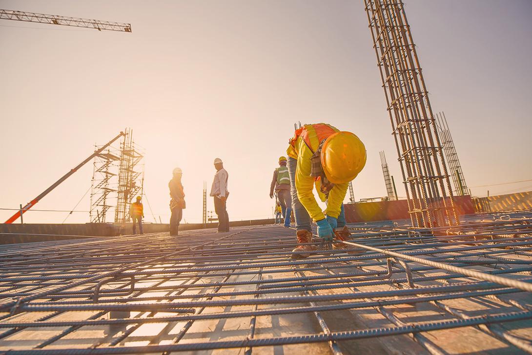 Domestic VAT reversal in construction